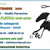 RP - Corsi di atletica 2019/2020. si parte sabato 14 settembre
