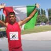 Juma è campione italiano ALLIEVI nei 400m. È festa grande a Rp